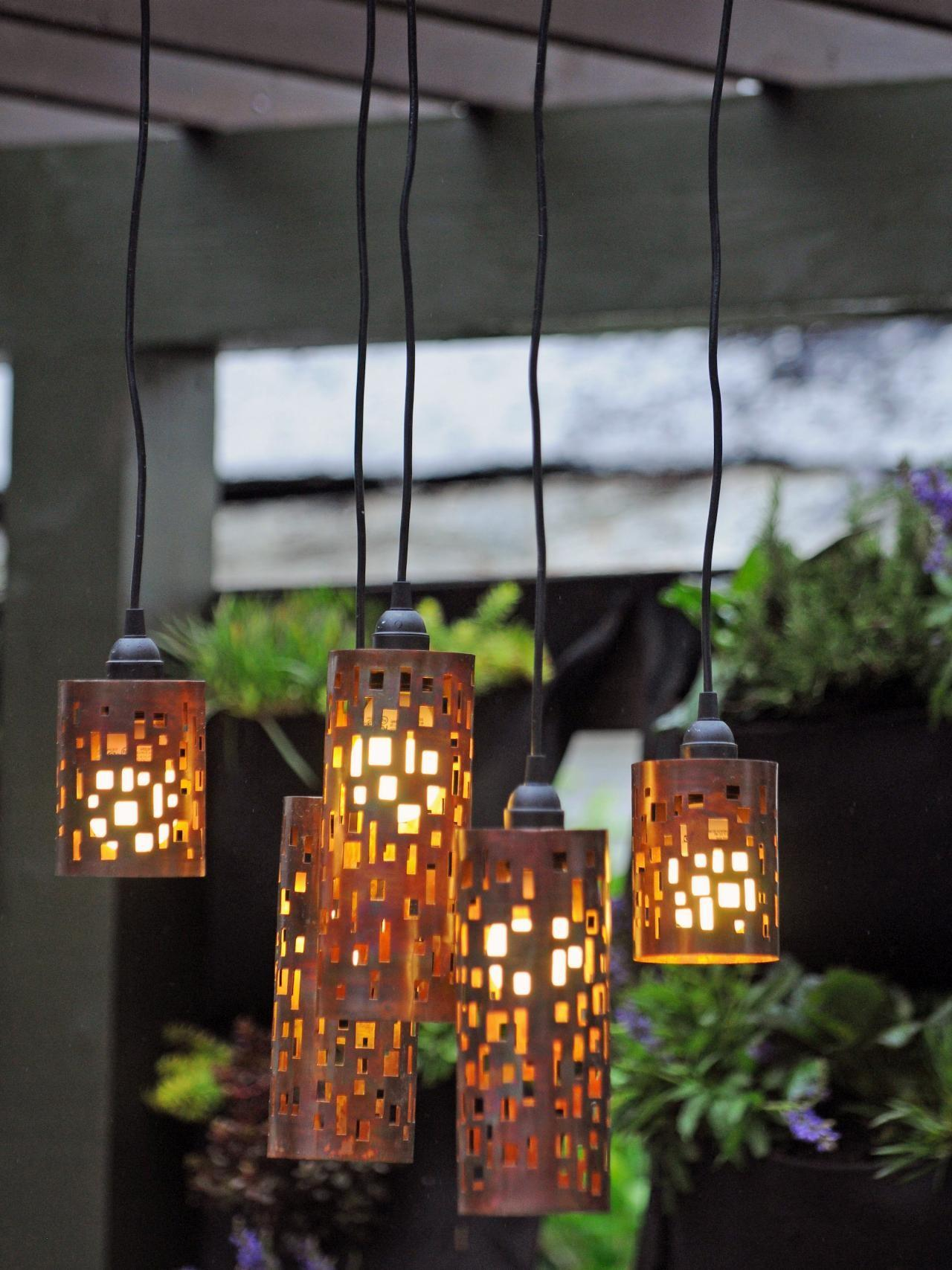 Set Mood Outdoor Lighting Spaces
