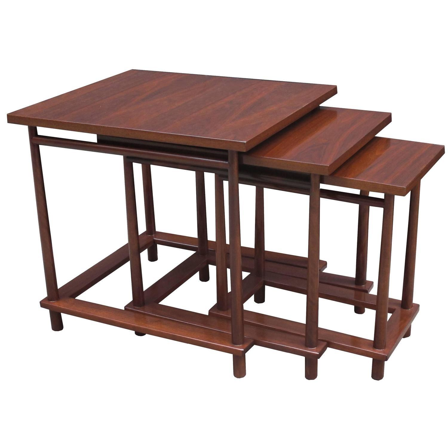 Set Nesting Tables Robsjohn Gibbings