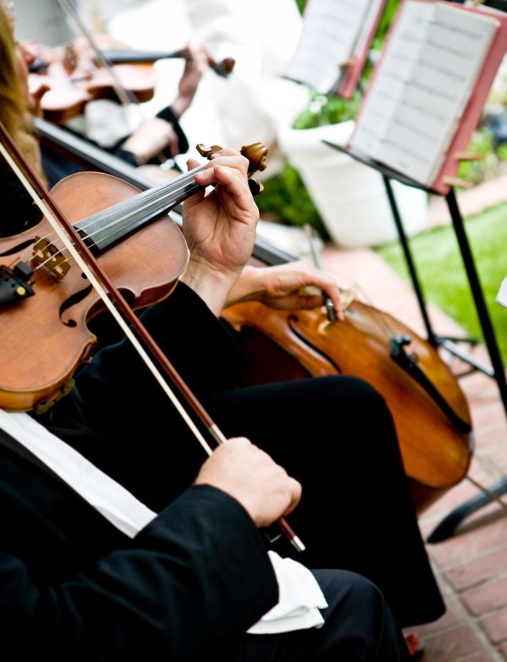 Setting Right Tone Your Wedding Music Guide