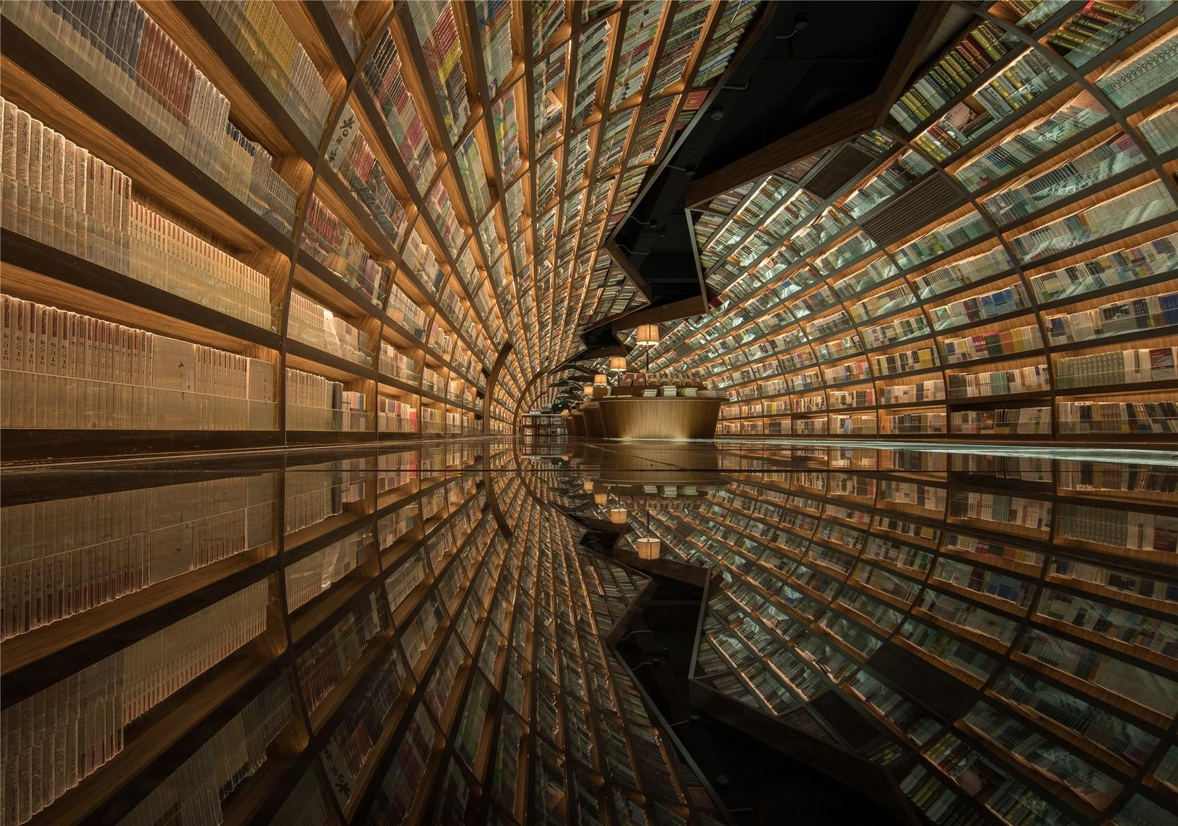 Settle Into Most Beautiful Libraries Earth
