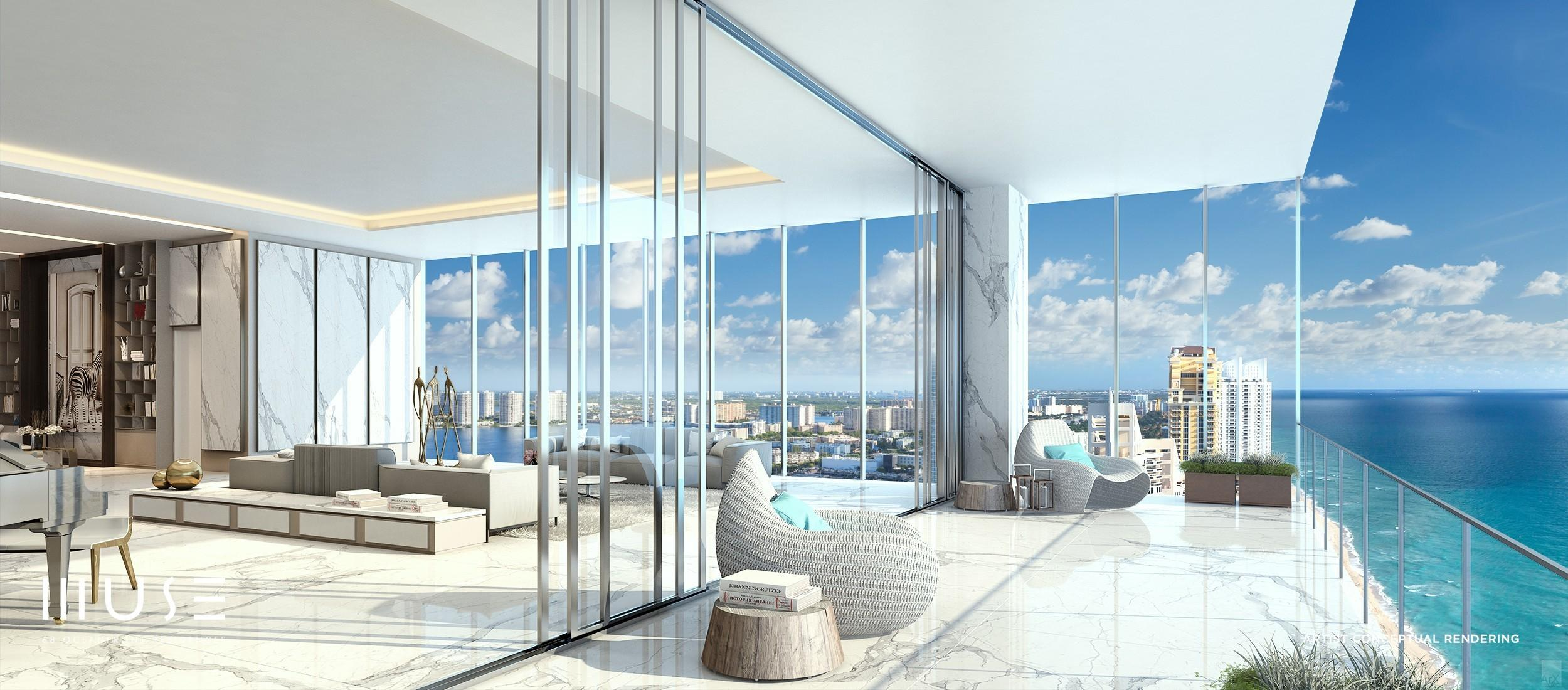 Seven Coolest New Residential Skyscrapers Miami
