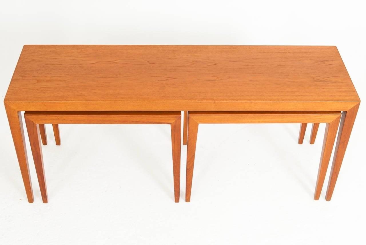 Severin Hansen Nesting Tables Sale 1stdibs
