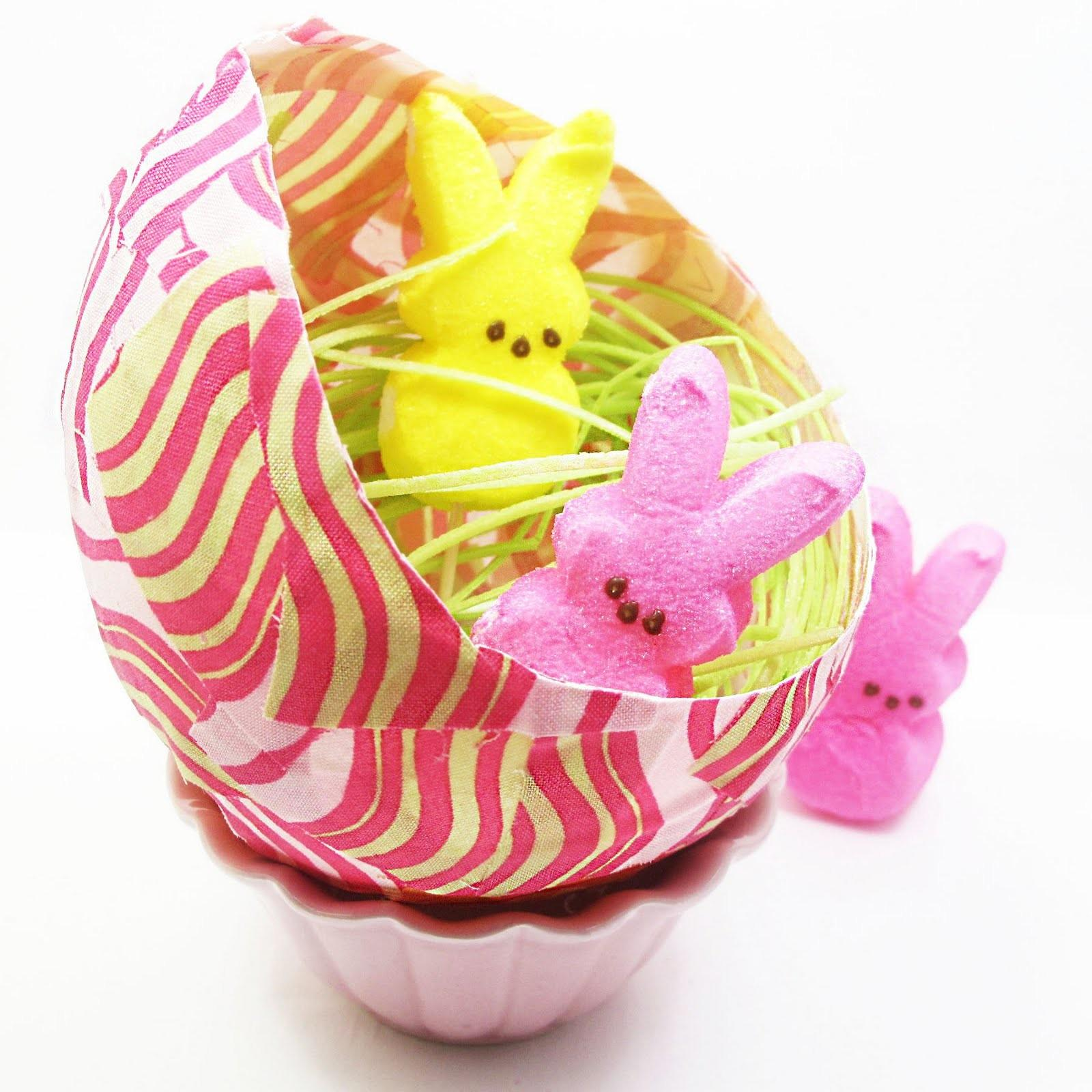 Sew Can Guest Post Fabric Mach Eggs Decorated