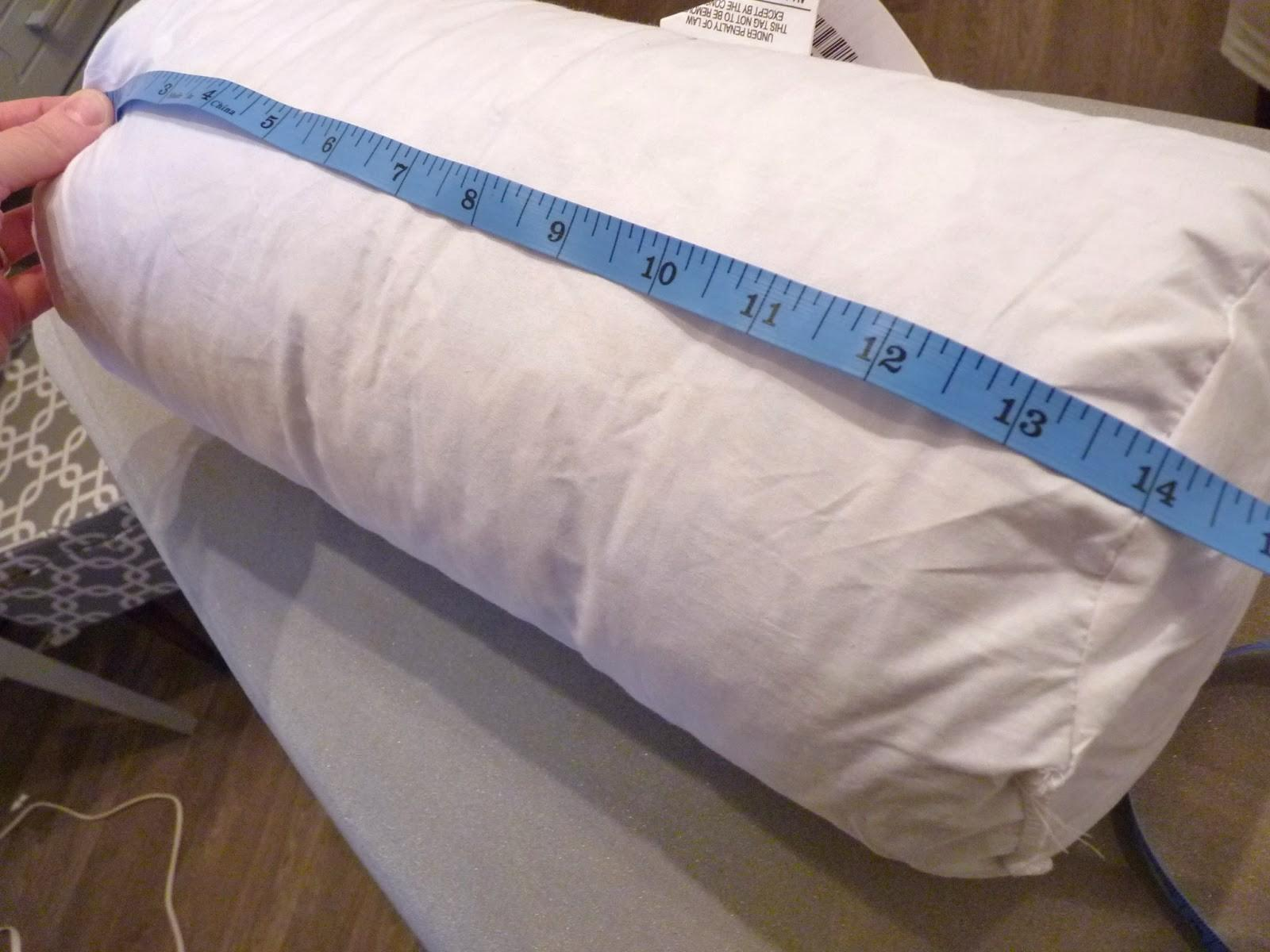 Sew Custom Bolster Cushion Cover