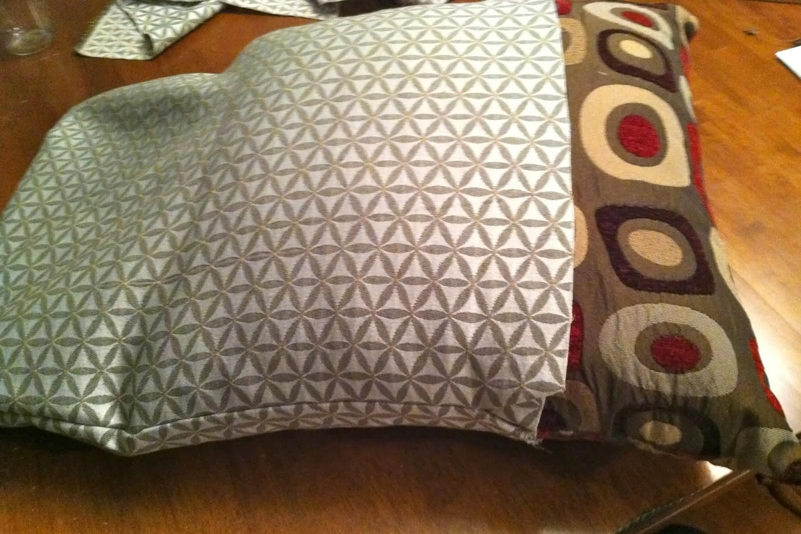 Sew Pillow Covers Ideas Great Home Decor