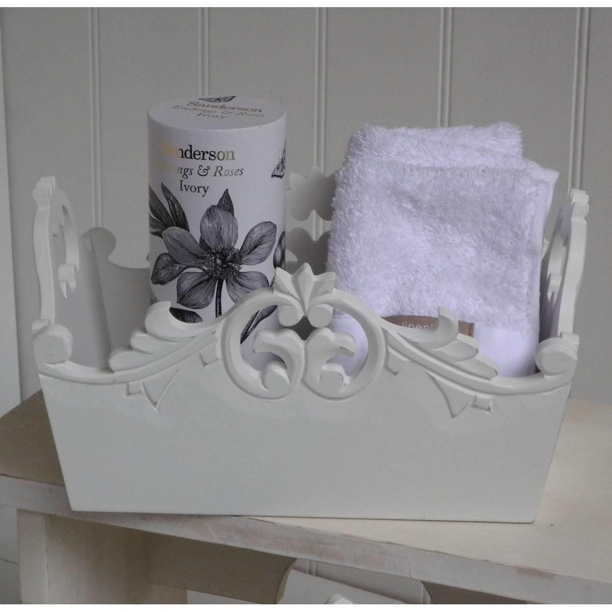 Shabby Chic Bathroom Accessories Photos Products Ideas