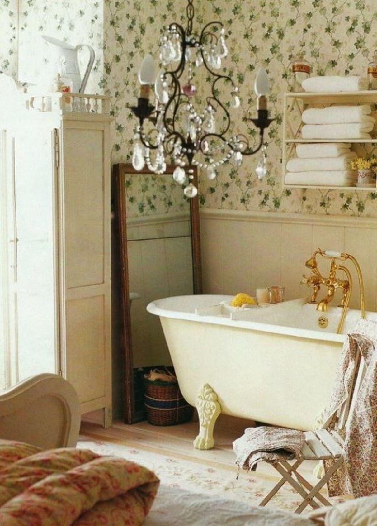 Shabby Chic Bathroom Design Ideas Get Inspired