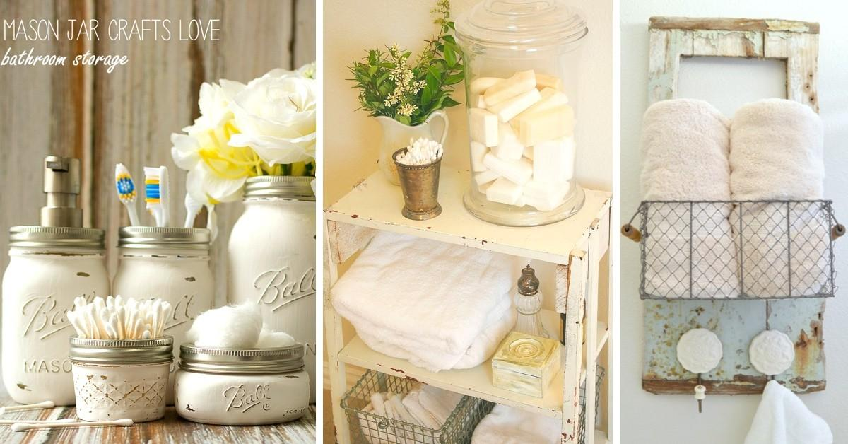 Shabby Chic Bathroom Ideas Transforming Your Space