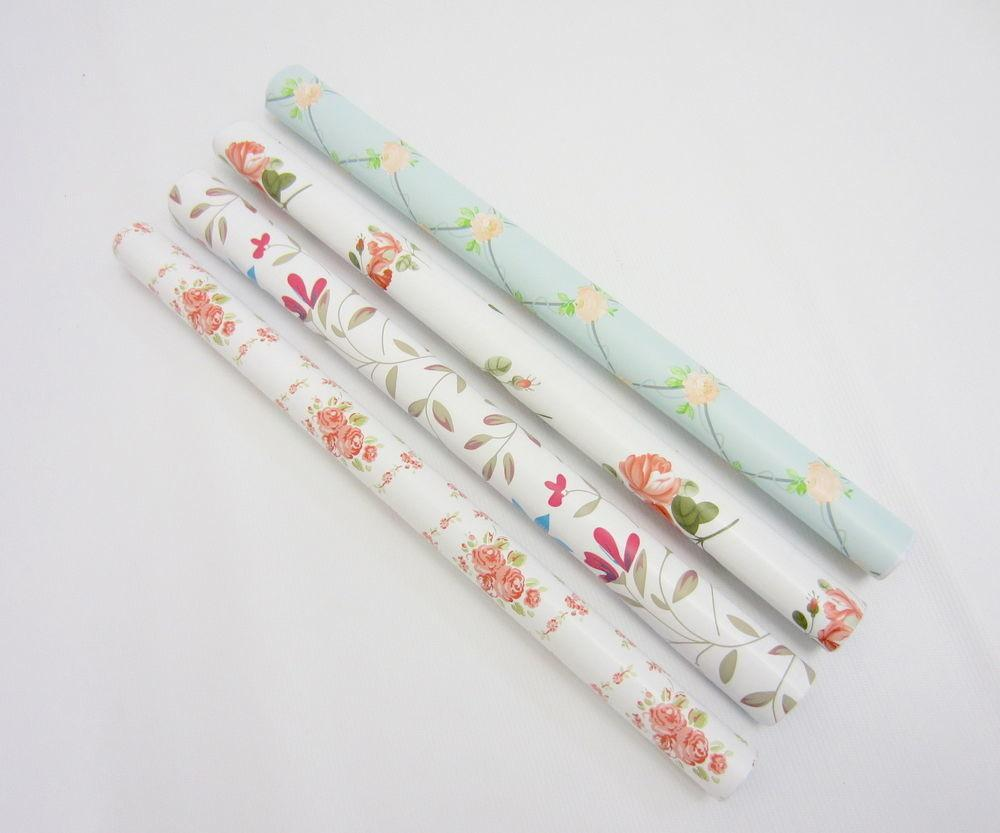Shabby Chic Country Vintage Floral Sticky Back Plastic