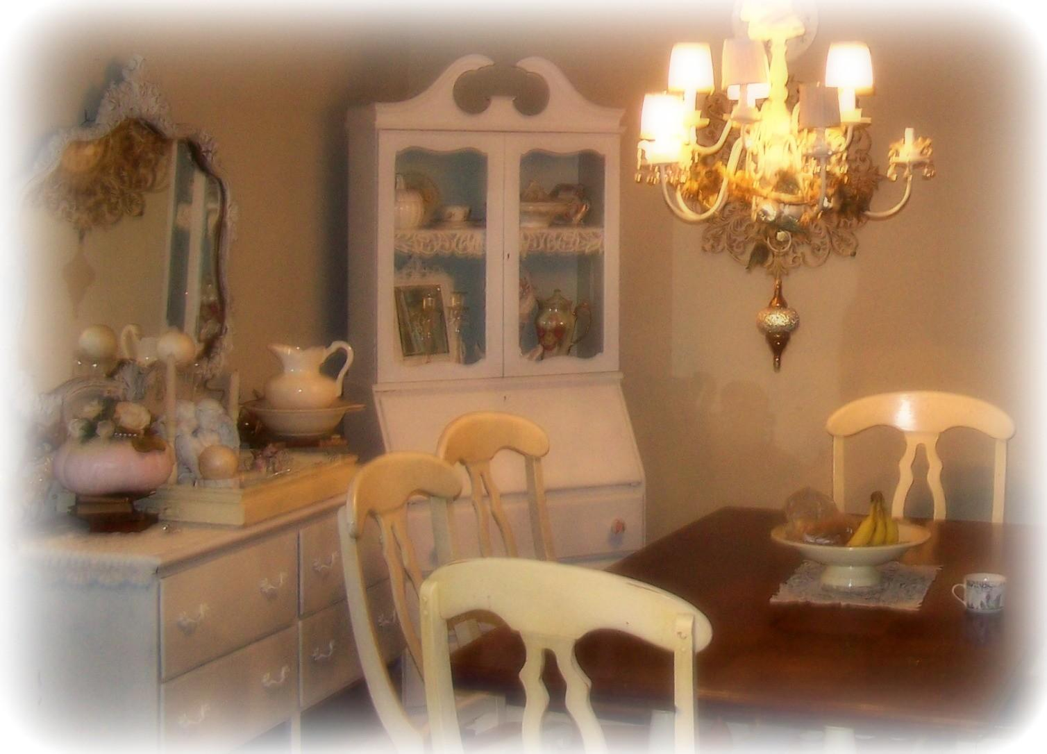 Shabby Chic Dining Room Bill House Plans
