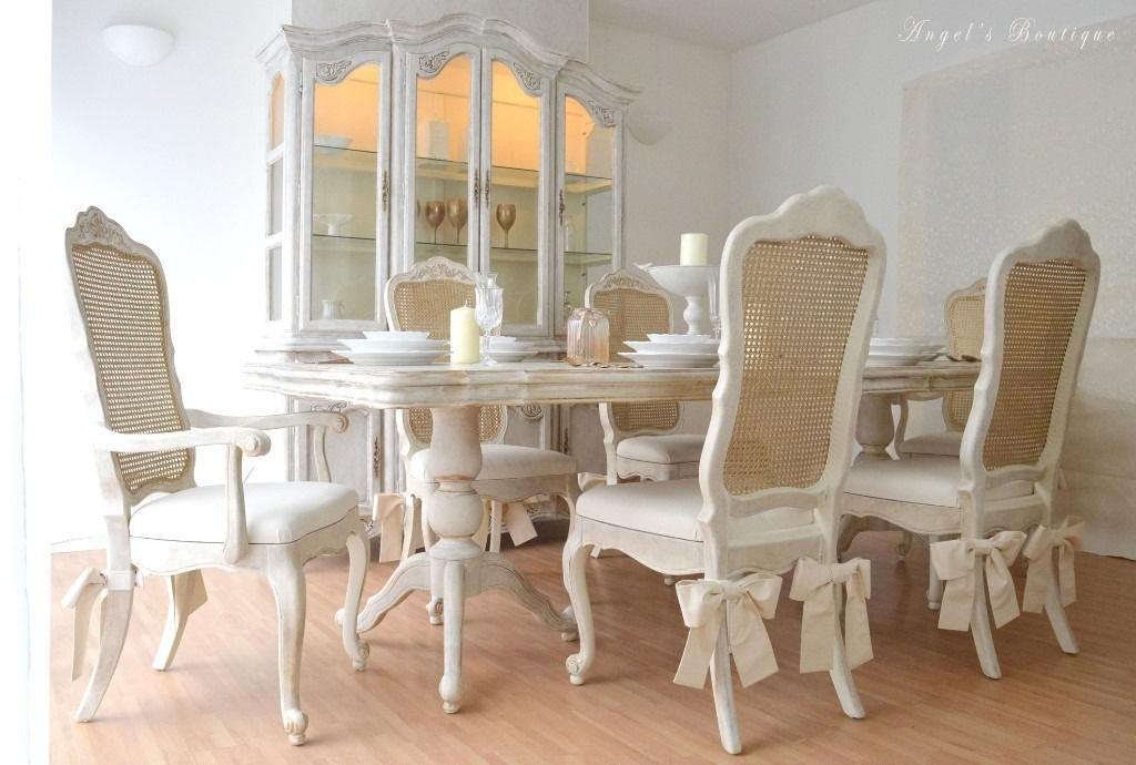 Shabby Chic Dining Room Furniture Sale Best French