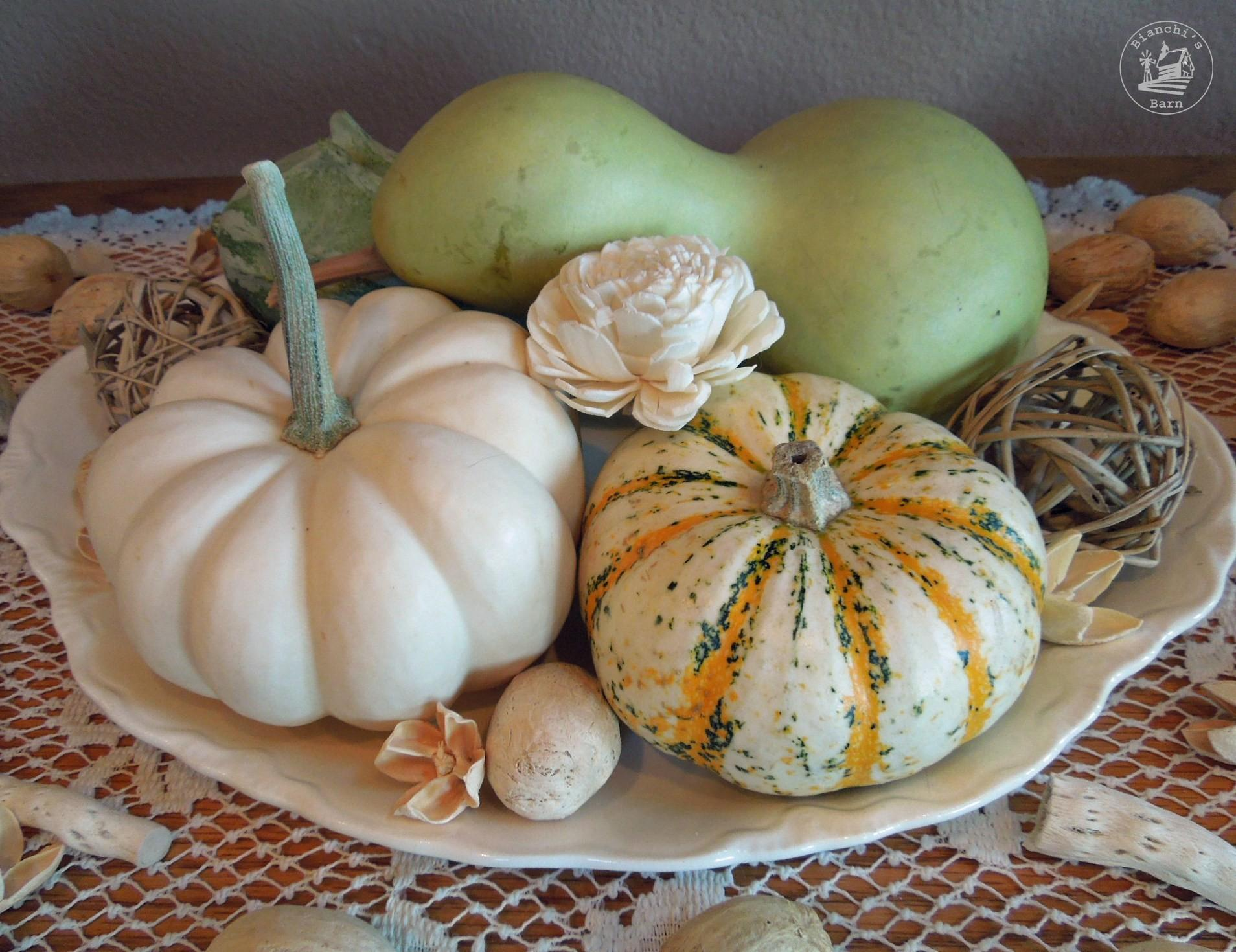 Shabby Chic Fall Decorating Tips