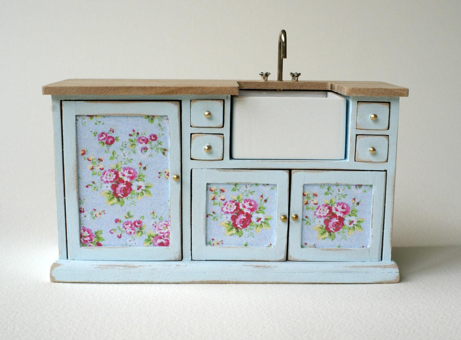 Shabby Chic Kitchen Accessories Spruce Your