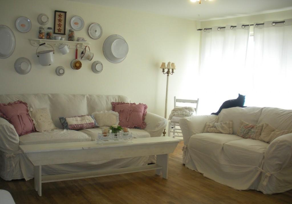 Shabby Chic Living Room Decorating Ideas Home Decors