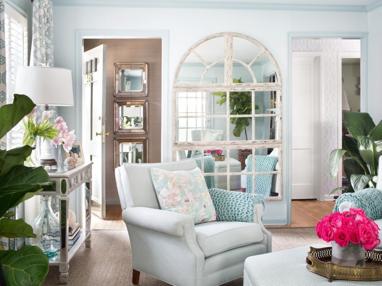 Shabby Chic Living Room Photos