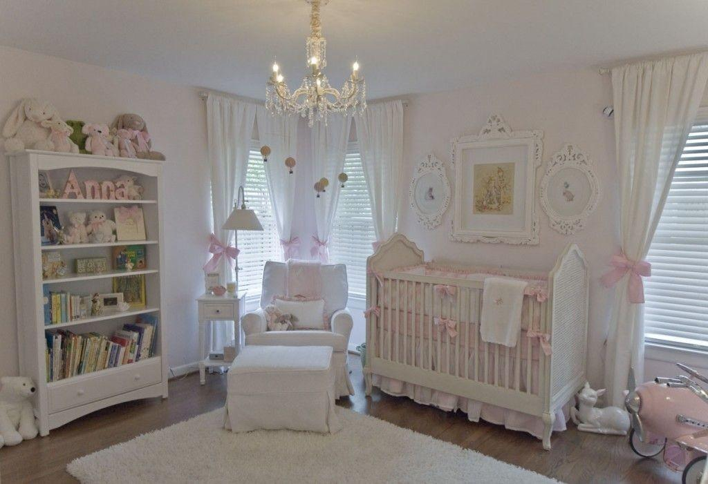 Shabby Chic Nursery Design Ideas