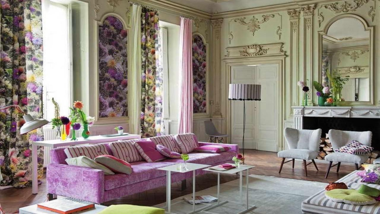 Shabby Chic Office Decor French Living Room Ideas