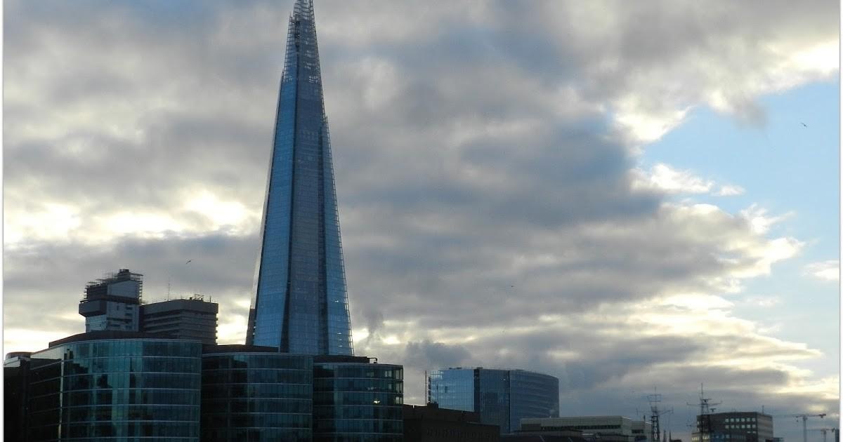 Shard Seen Several Places London Valentino