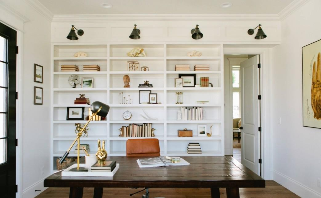 Shared Home Office Ideas Functional