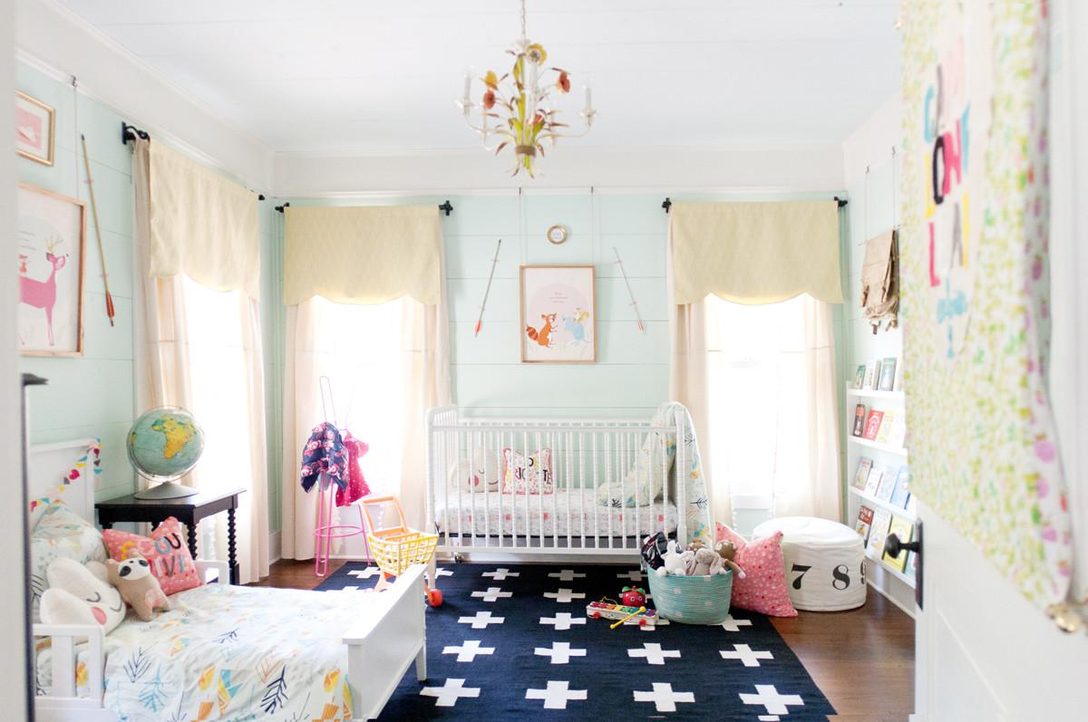 Shared Room Inspiration Lay Baby