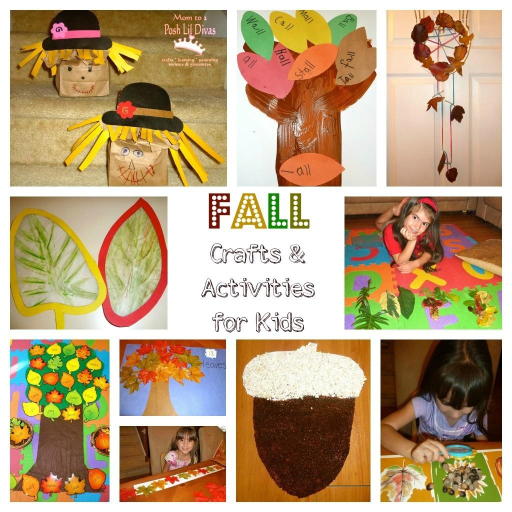Sharing Some Fall Books Your Kids