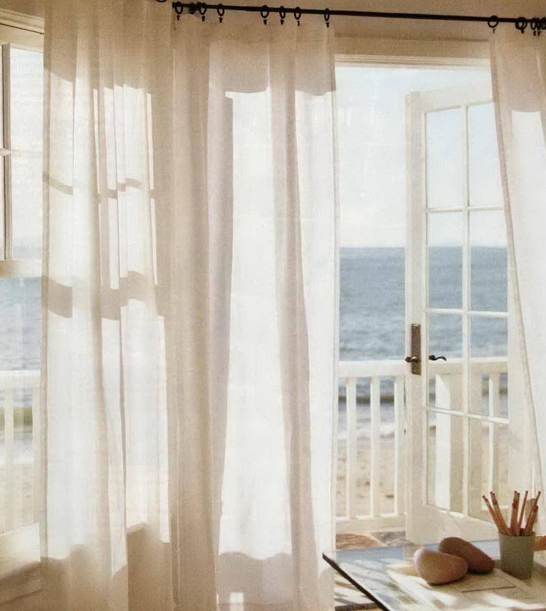 Sheer Window Curtains Ideas Home Design