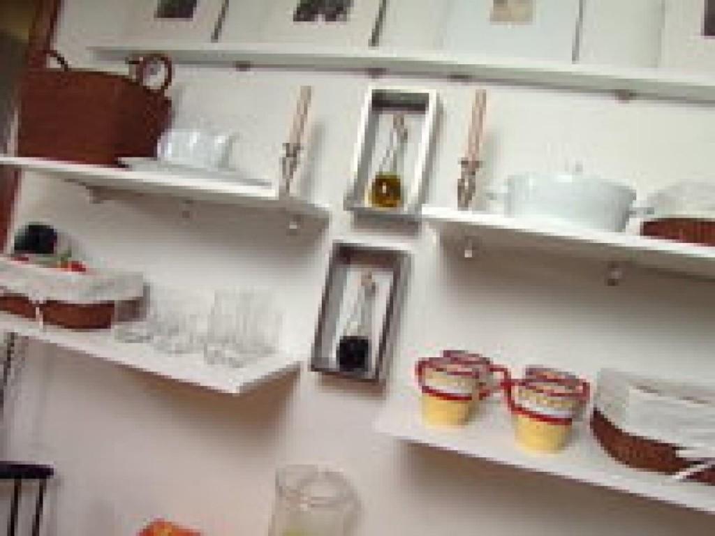 Shelving Ideas Kitchens Clever Kitchen Open