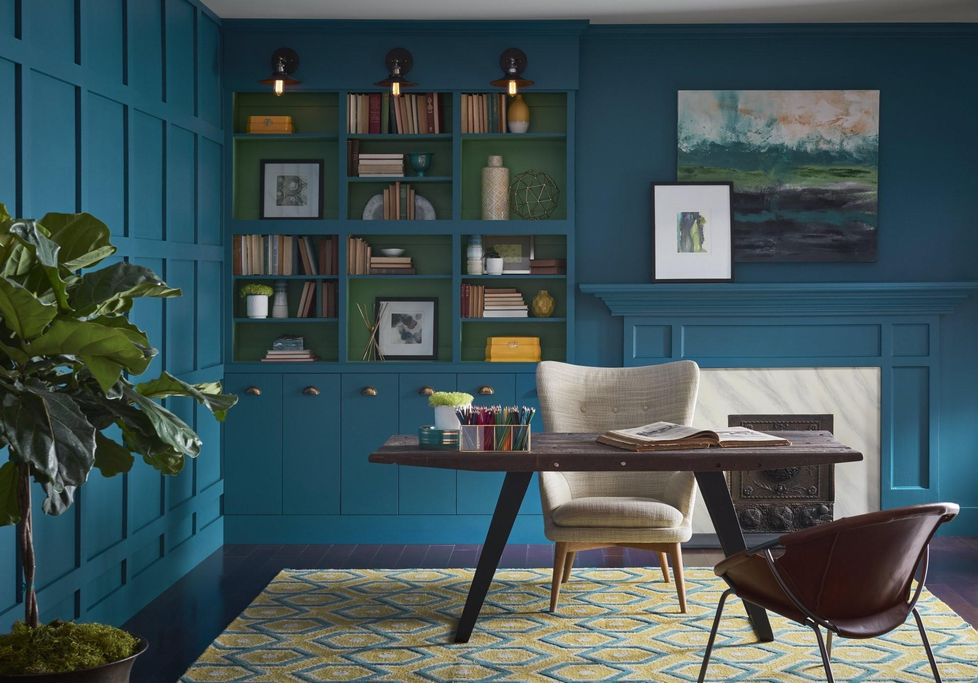 Sherwin Williams 2018 Color Year Oceanside People