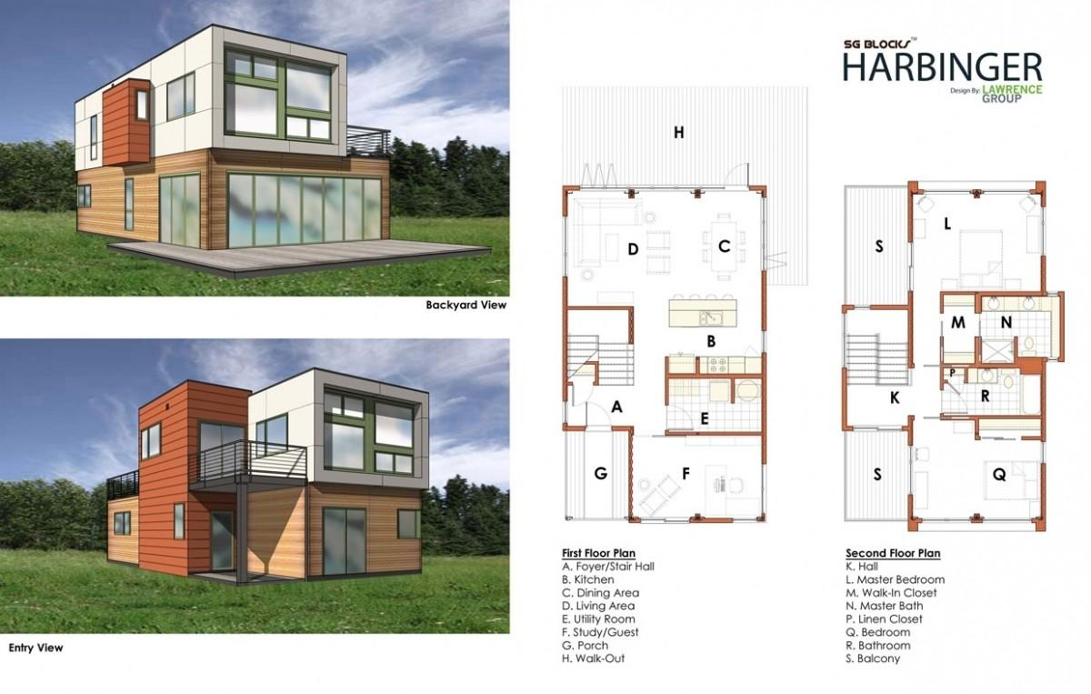 Shipping Container Homes Floor Plans House Design Plus