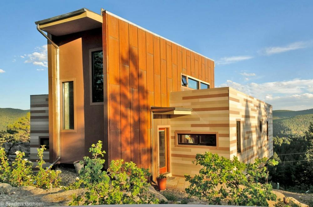 Shipping Container Homes Green Grid