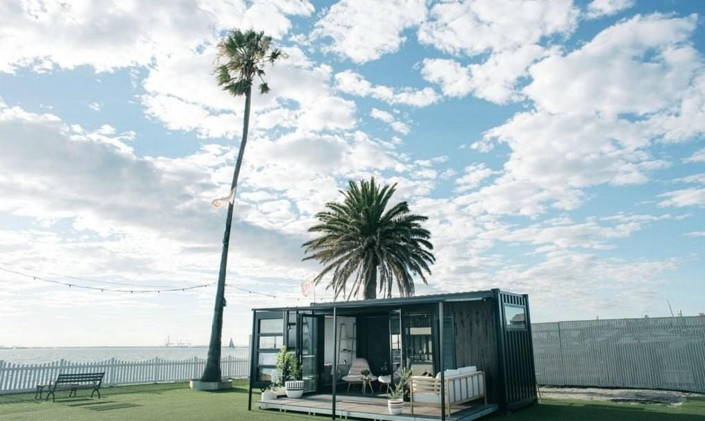 Shipping Container Hotel Cool Forget Its