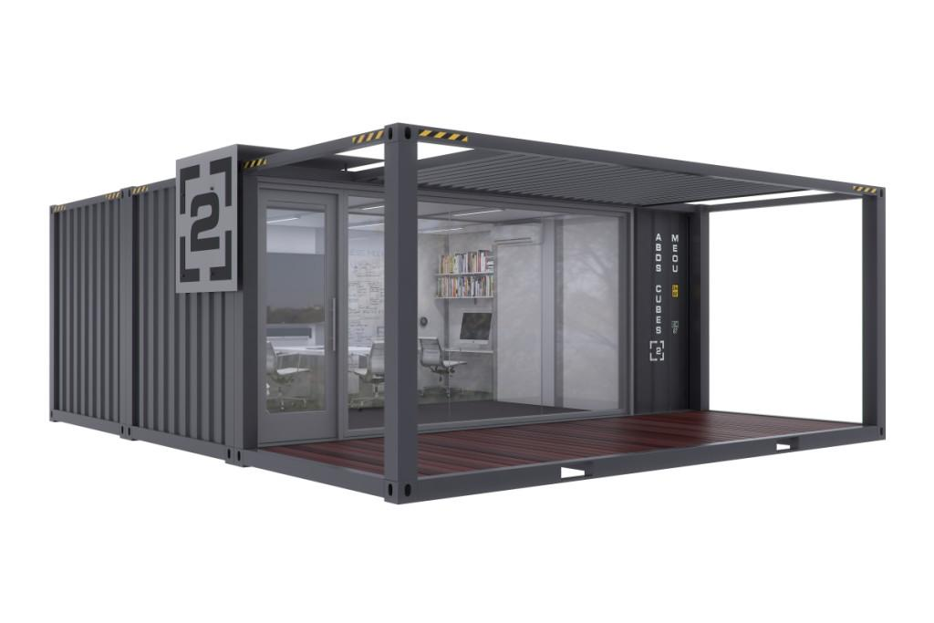 Shipping Container Office Plans Meou