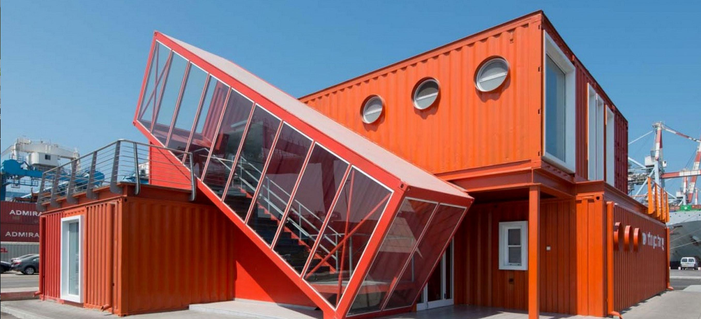 Shipping Container Offices Right Home