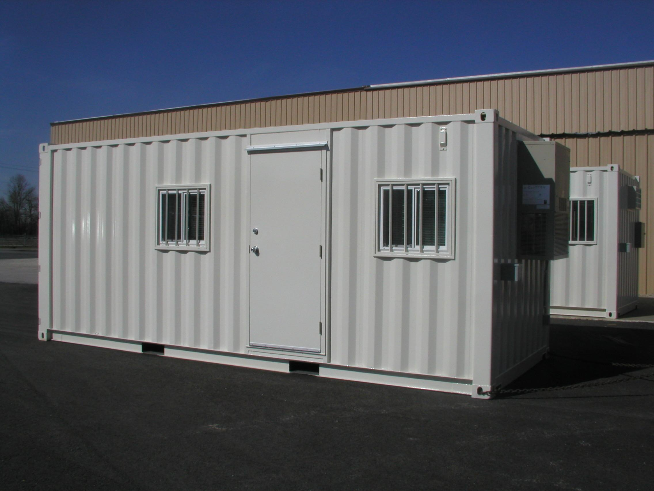 Shipping Container Offices Sale