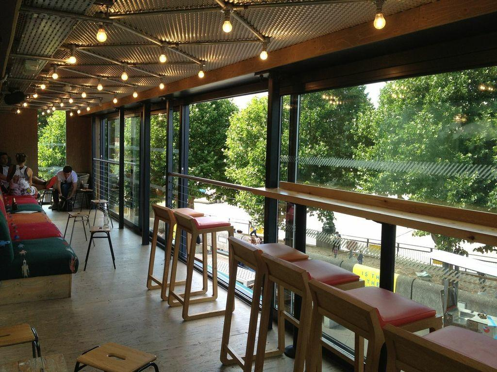 Shipping Container Restaurant Conversion Wahaca