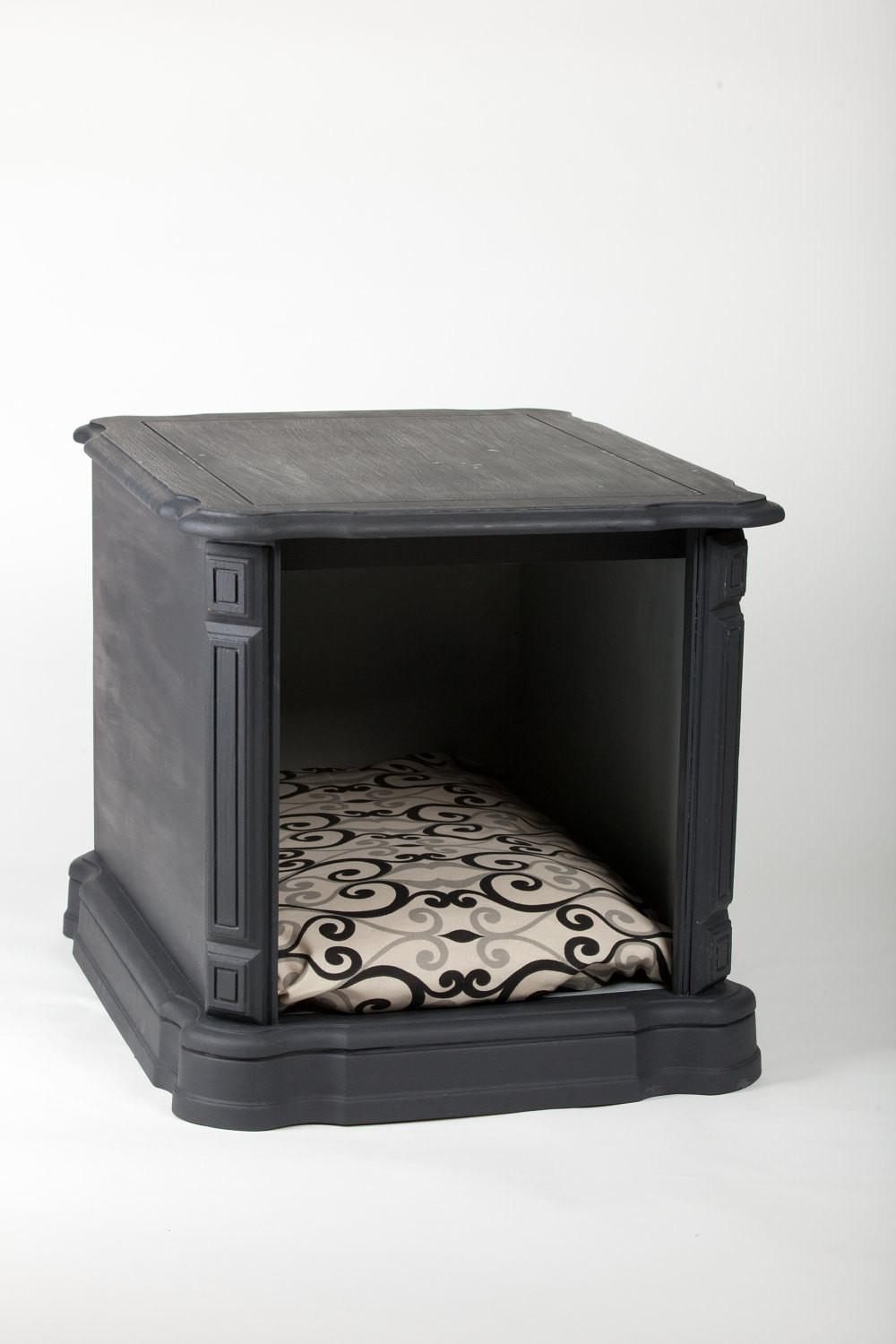 Shipping Cozy Pet Bed End Table Nightstand