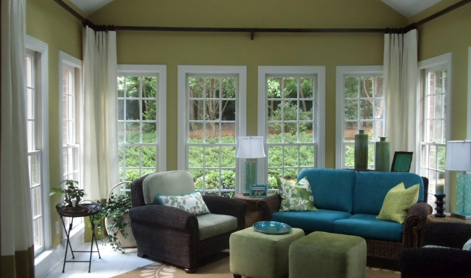 Shocking Facts Curtains Sunroom Chinese