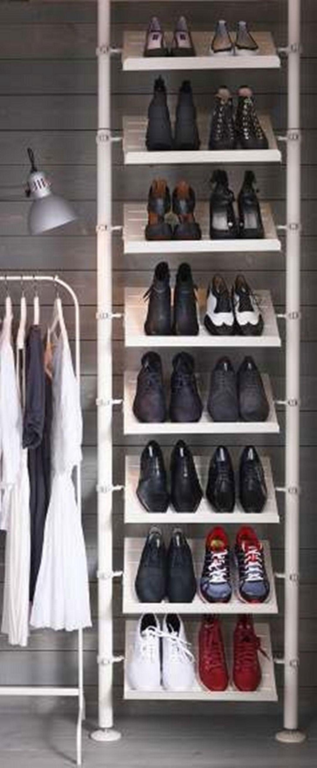 Shoe Storage Ideas Decorathing