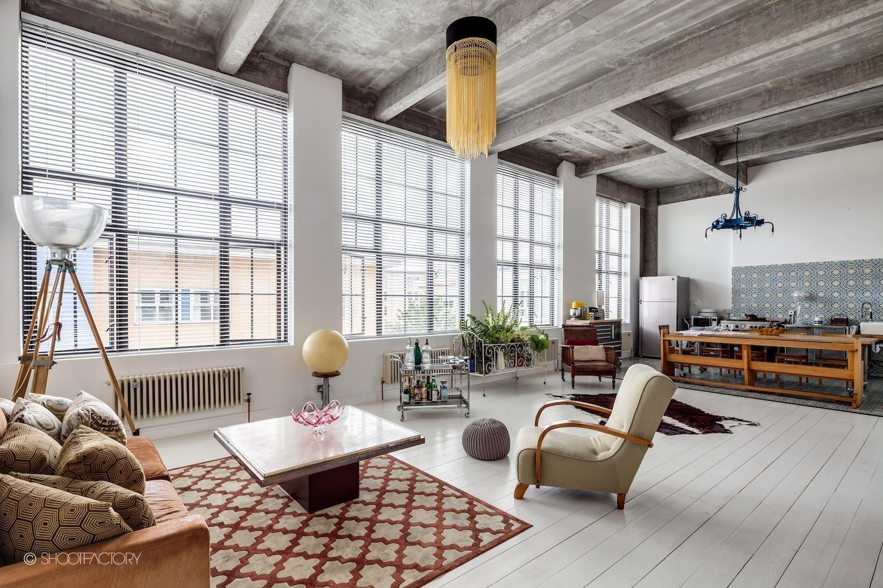 Shoot Factory London Apartment Coolector