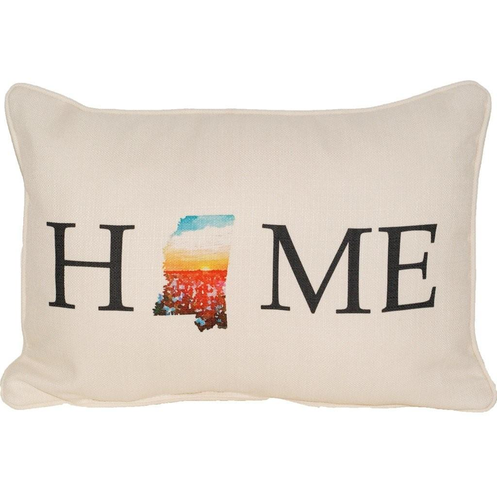 Shop Decorative Pillows Themississippigiftcompany