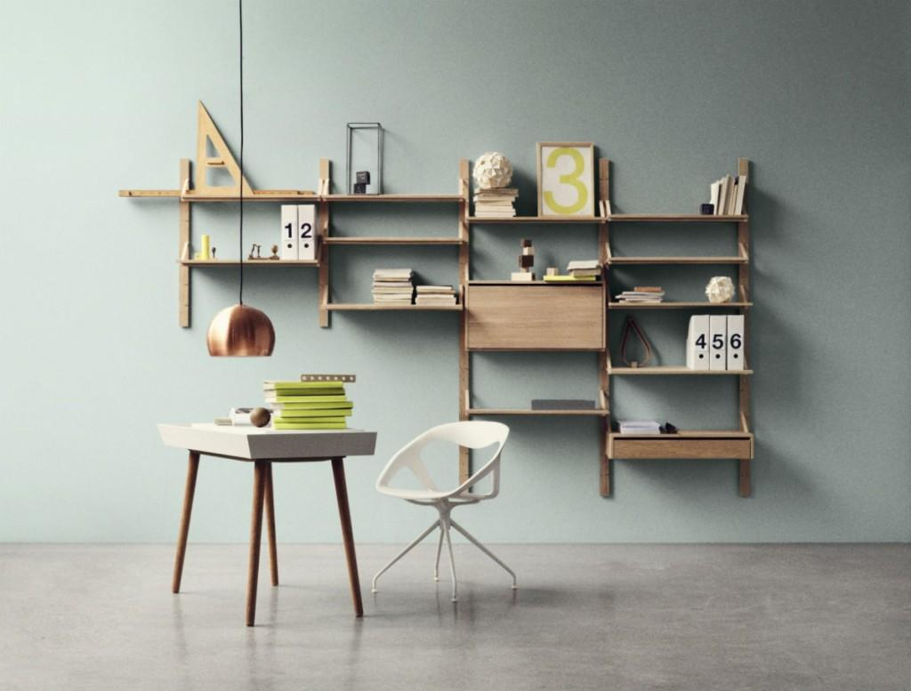Shop Desks Within Space Saving Wall Mounted Desk