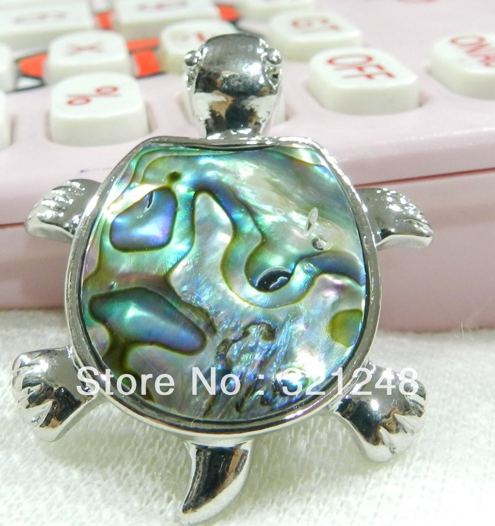 Shopping New 2015 Diy Lovely Abalone Shell Turtle