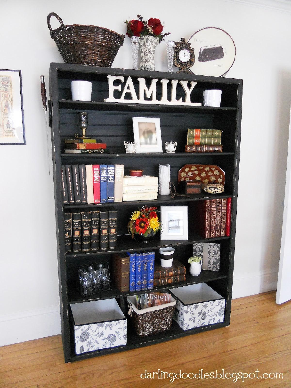 Showcase Bookcase Other Tips Darling Doodles