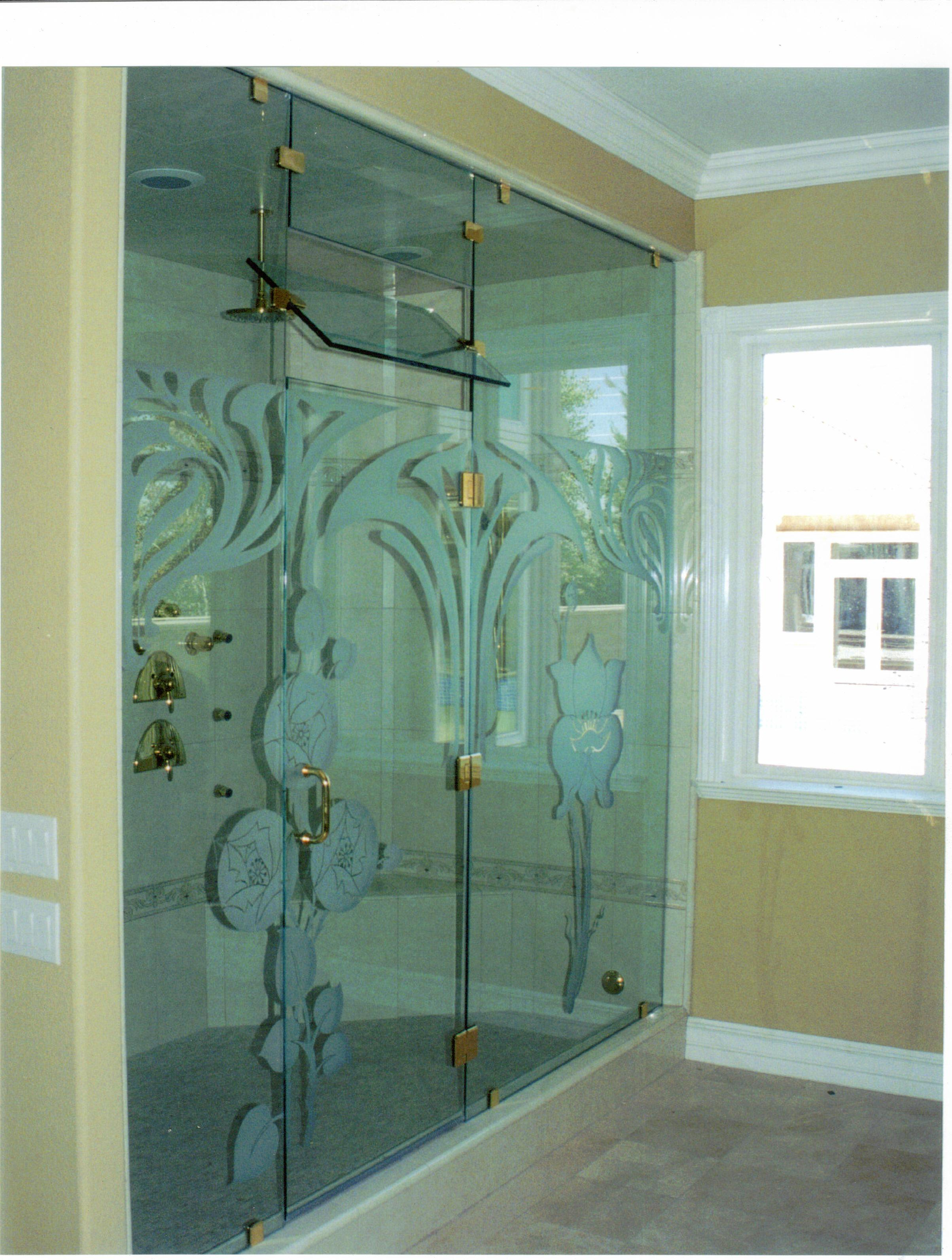 Shower Doors Bathroom Frameless Enclosures