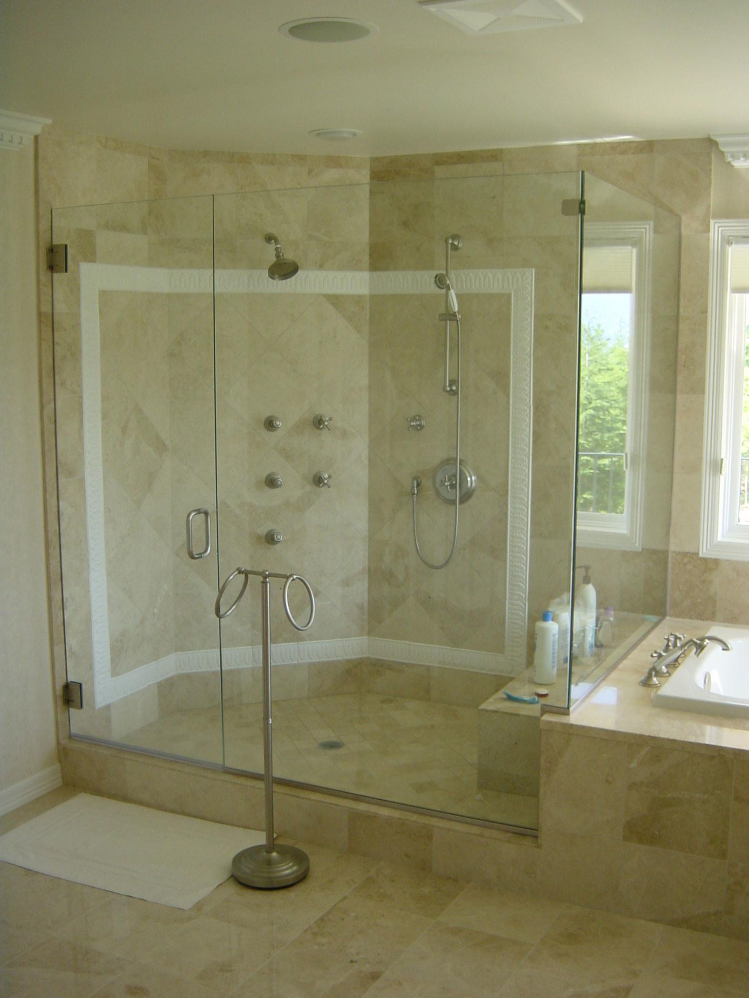 Shower Doors Glass Railings