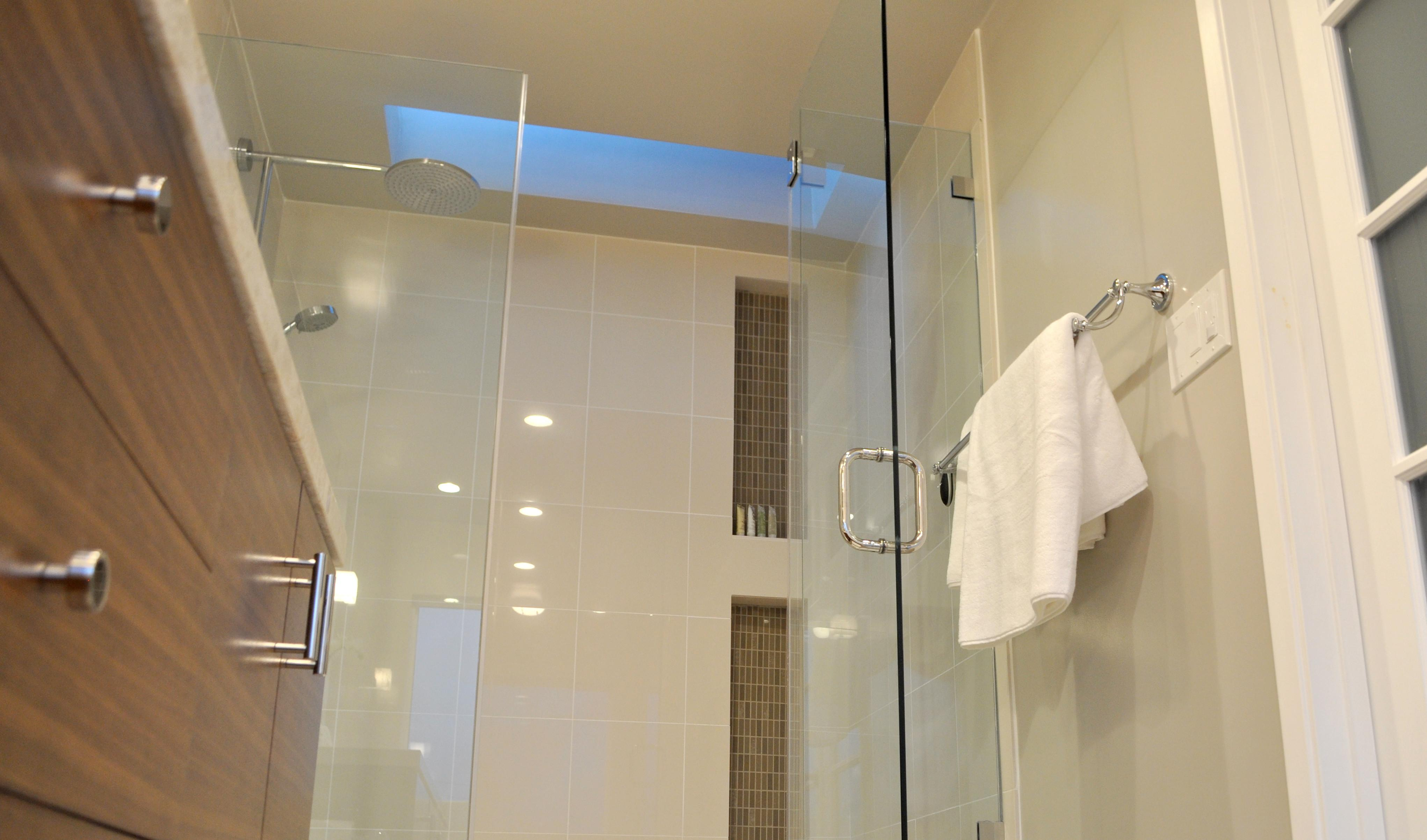 Shower Niche Fixer