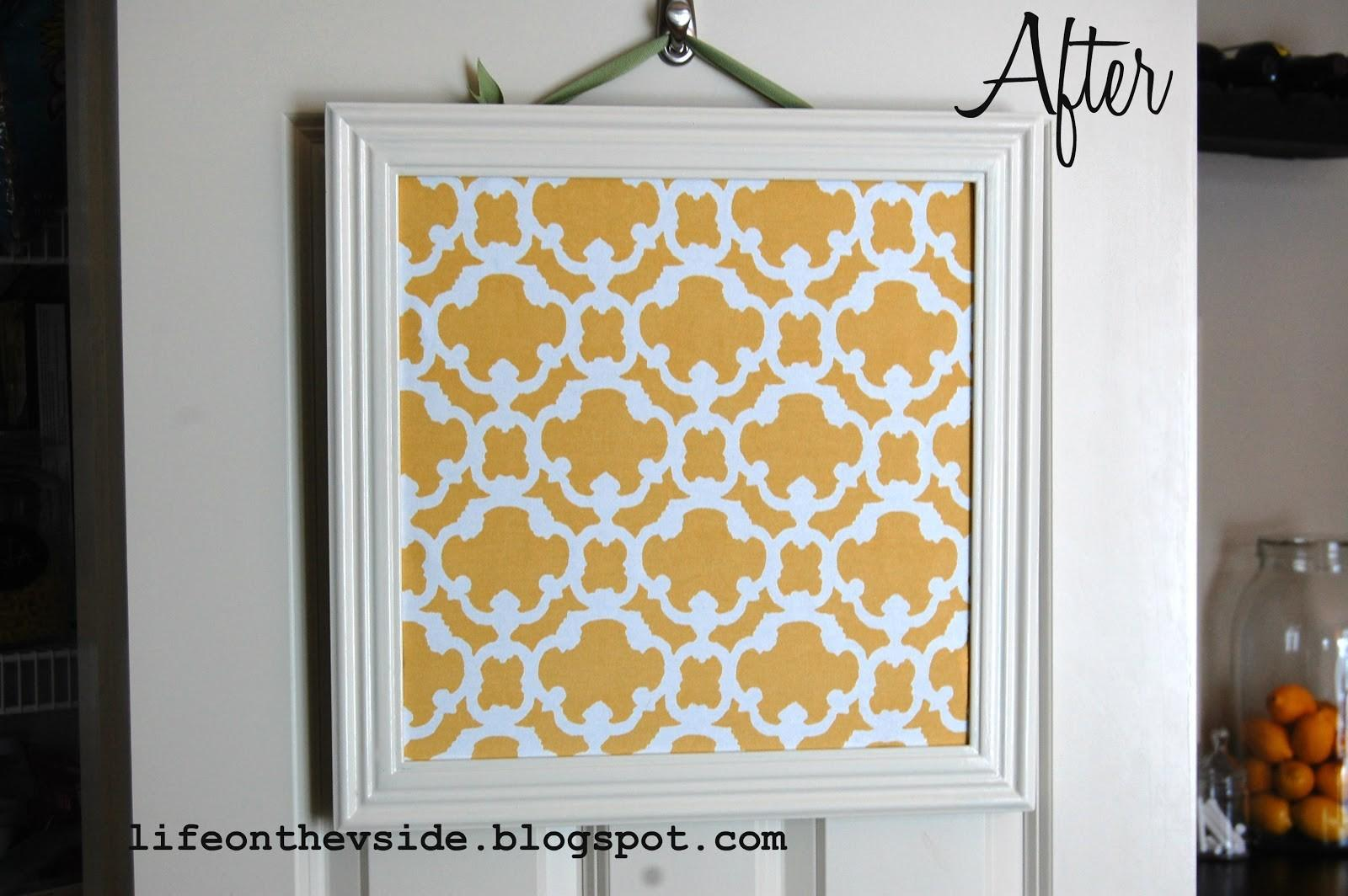 Side Diy Memo Board