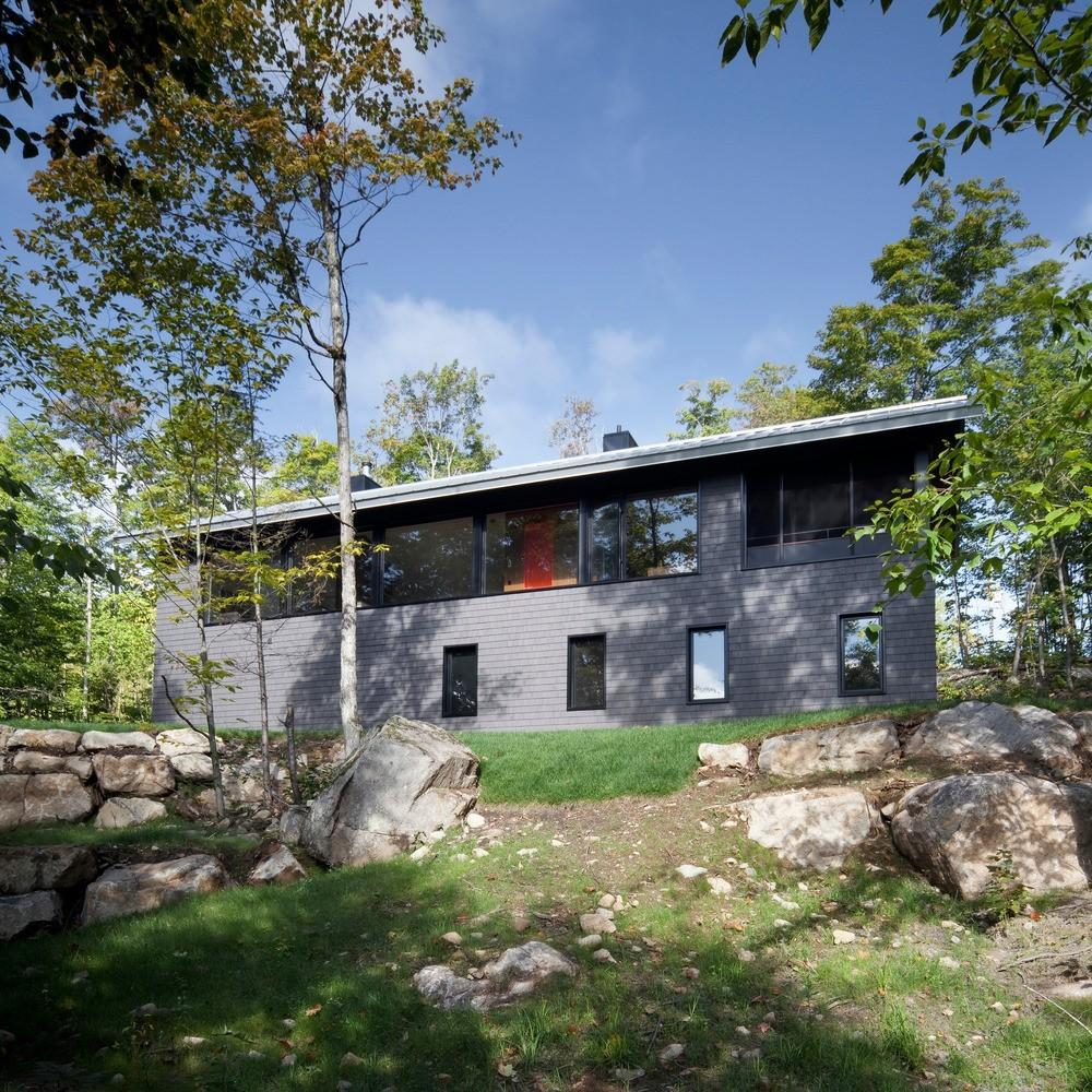 Sidence Panorama Par Blouin Tardif Architecture