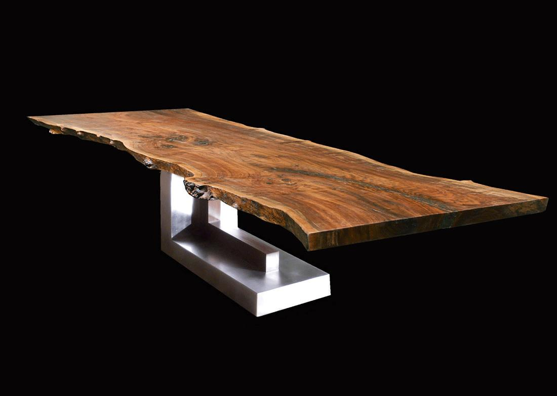 Sign Times Incredible Live Edge Tables
