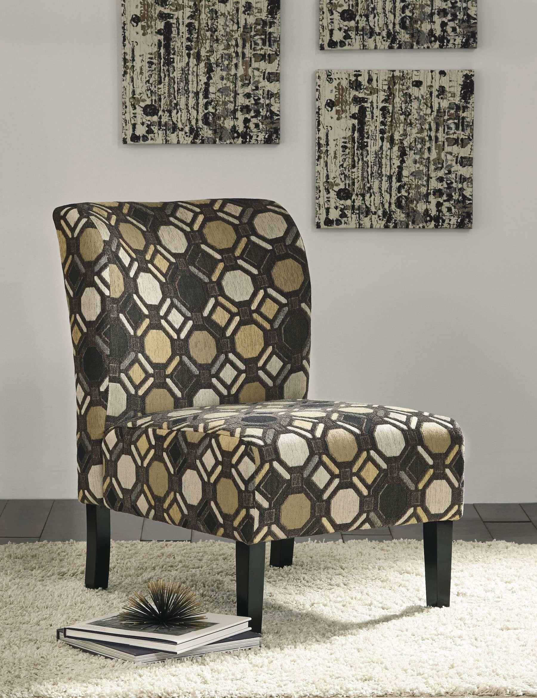 Signature Design Ashley Tibbee Pebble Accent Chair